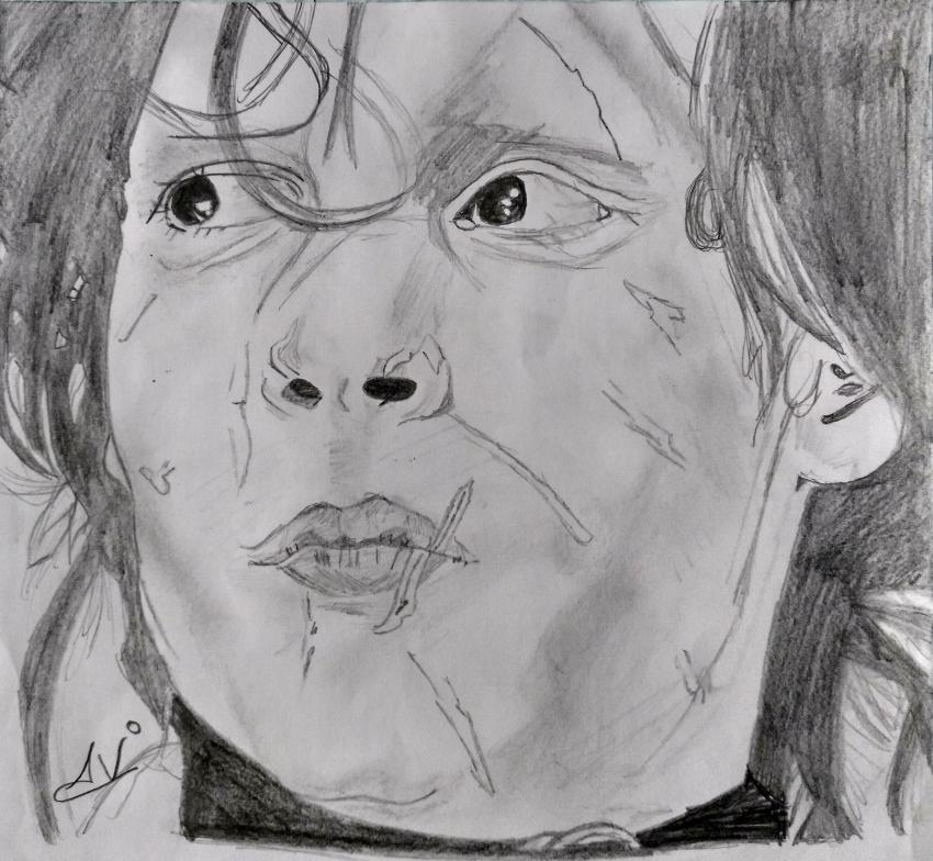 Johnny Depp by Nereaaj